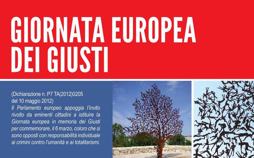 Giornata europea dei Giusti