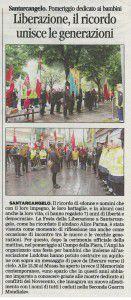 Corriere di Rimini 26.4.2016