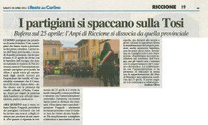 Il Carlino 30.4.2016