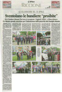 Il Corriere 26.4.2016 1