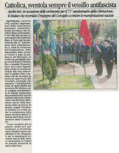 Il Corriere 26.4.2016