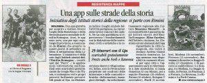 70° Corriere 19 settembre 2014