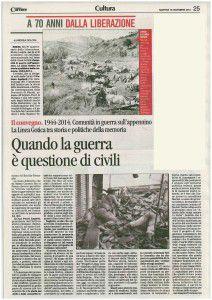 Convegno Linea Gorica Corriere di Rimini 18.11.2014