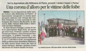 Corriere 11.2.2015