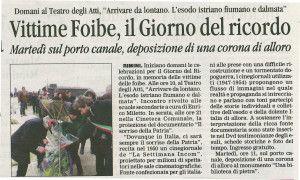 Corriere 9 febbraio 2015