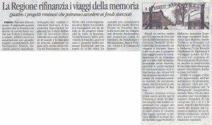 Corriere di Rimini 4 ago. 2015