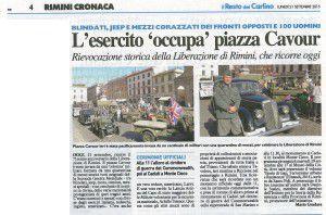 Il Carlino 21.9.2015