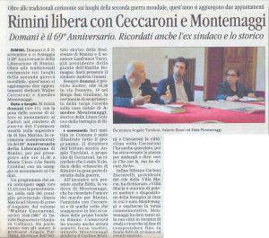 Il Corrier di Rimini 20 settembre