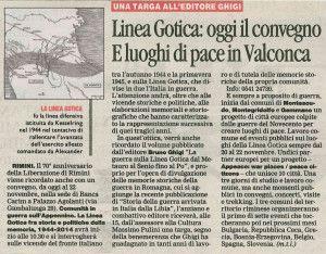 Il Corriere 20 novembre 2014