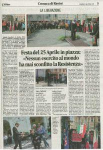 Il Corriere 26 aprile 2015