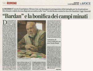 La Voce 9.9.2014 Bardan