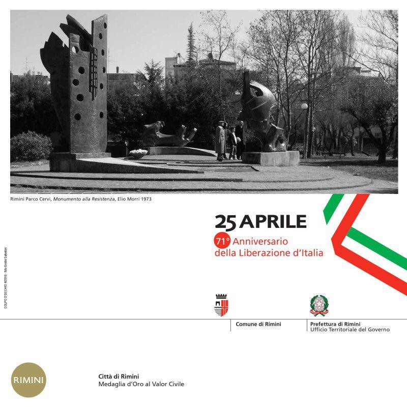 2016, 16-25 aprile - 71° Anniversario della Liberazione