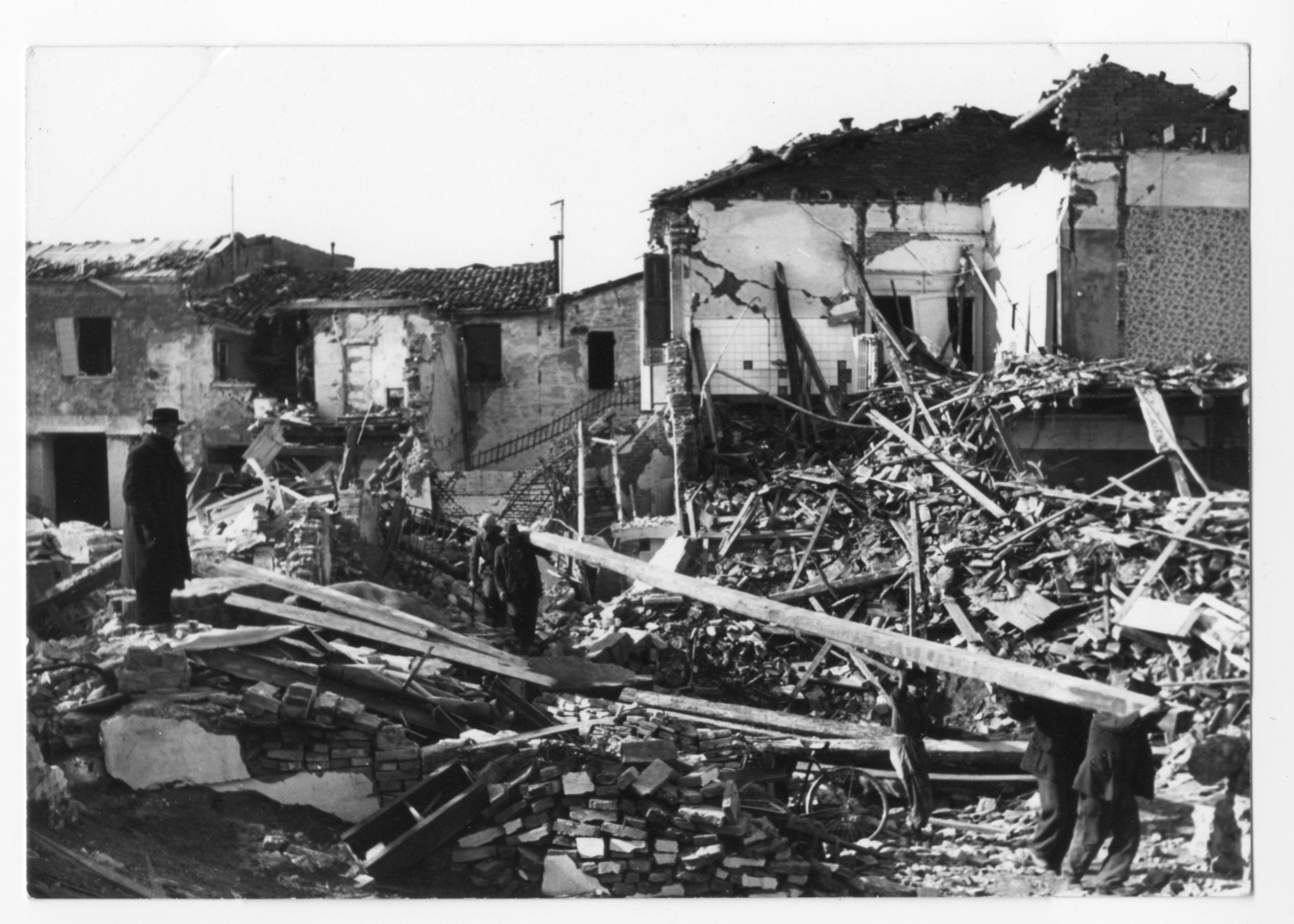Celebrazioni per il 72° Anniversario della Liberazione di Rimini
