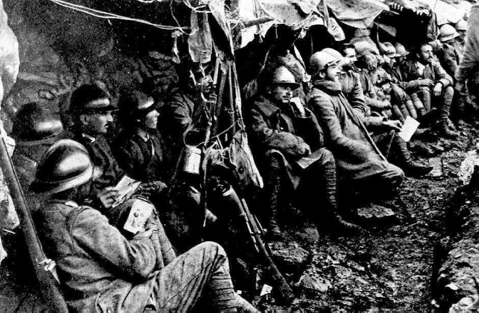 24 ottobre 2017 - Fotografia e Grande Guerra