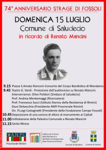 A4 Fossoli Renato Mancini 2018