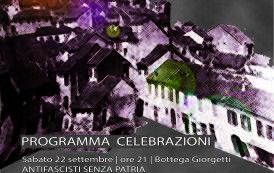 22 settembre 2018 - 74° anniversario della Liberazione di Santarcangelo