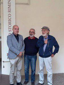 5ott2018 Lorenzo Valenti, Fabio Tomasetti, Antonio Mazzoni