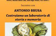 Costruiamo un laboratorio di storia e memoria - Incontro con Antonio Brusa