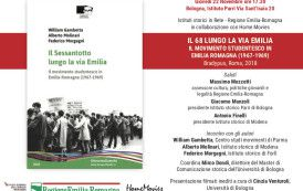Il 68 lungo la Via Emilia. Il Movimento Studentesco in Emilia Romagna (1967-1969)