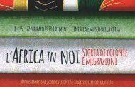 L'Africa in Noi - Storia di Colonie e Migrazioni - 15 febbraio 2019