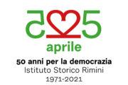 La statua di Giulio Cesare donata da Benito Mussolini alla città di Rimini nel 1933 e Piazza Tre Martiri